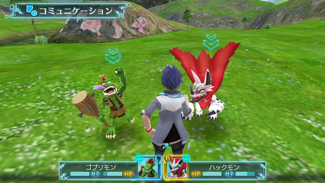 all digimon digimon world next order