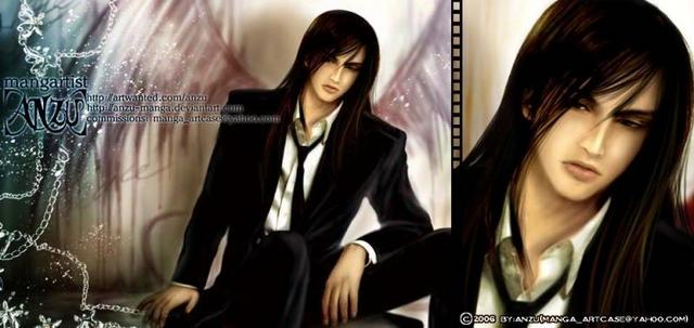 For those who loves long hair on boys! xD. From reality and anime or manga!