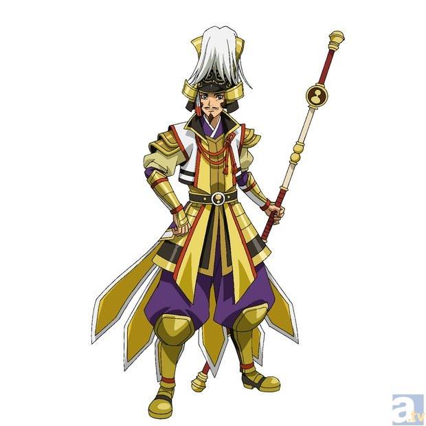 """Crunchyroll - """"Samurai Warriors"""" Anime Planned for 2015"""