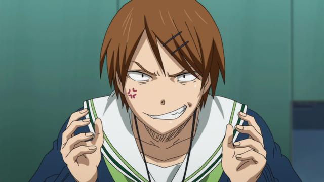 Топ-20 страшно сердитых аниме-девушек