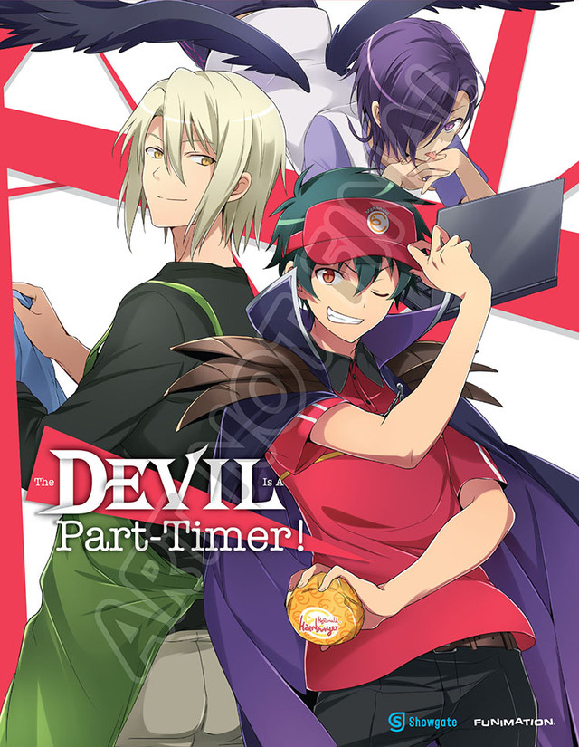 The Devil Is A Part-Timer Ger Sub