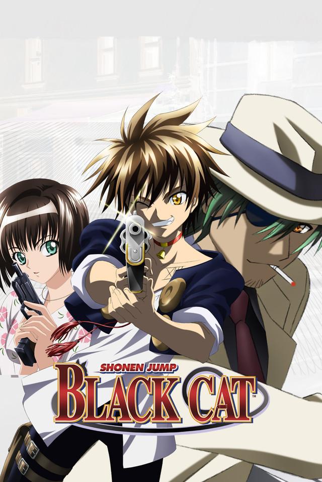 Funimation Black Cat key