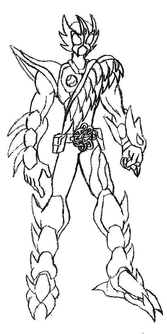 kamen rider coloring pages - photo#23