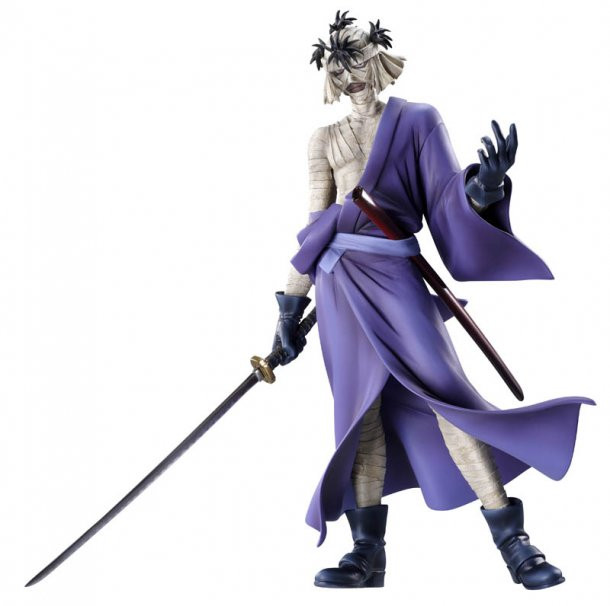 Kenshin Revival Gets Cute With MegaHouse