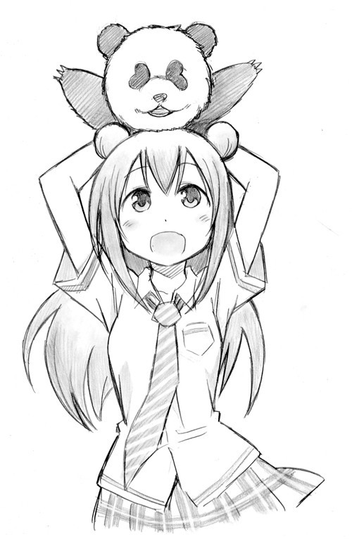 Crunchyroll Quot Squid Girl Quot Artist Sketches China From