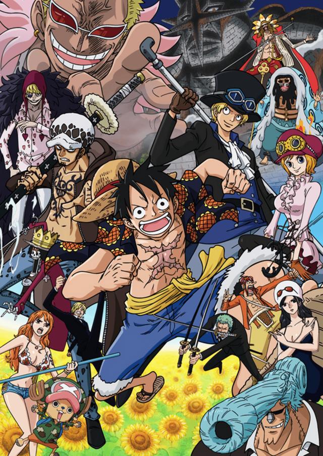 One Piece Staffel 19