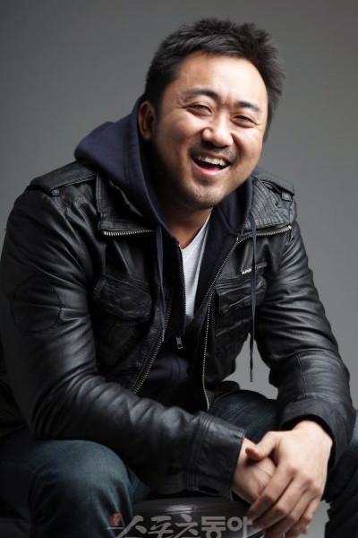 Resultado de imagen para Ma Dong-seok