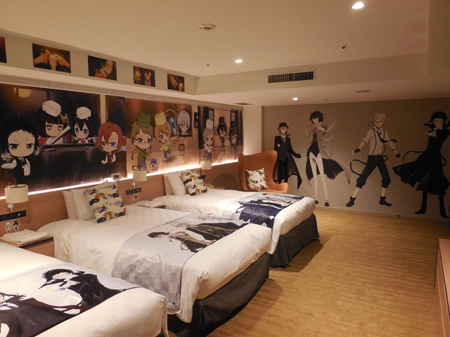 Crunchyroll Ikebukuro Sunshine City Prince Hotel To Open Quot Gintama Quot Collaboration Room In April