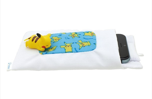 Awesome  gashopon toys such as the Cup no Fuchiko series is teaming up with The Pok mon Company to produce a series of Pikachu themed mini bedding sets in
