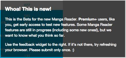 CR HTML5 reader message