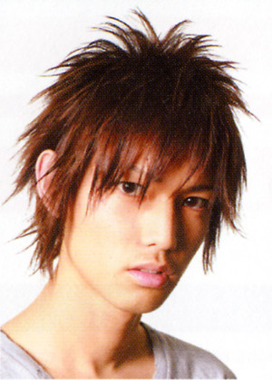 Japanese Men Haircut Hair Style Pictures.