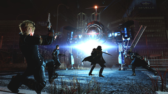 Final Fantasy XV January 21 update to add Aranea training partner, more
