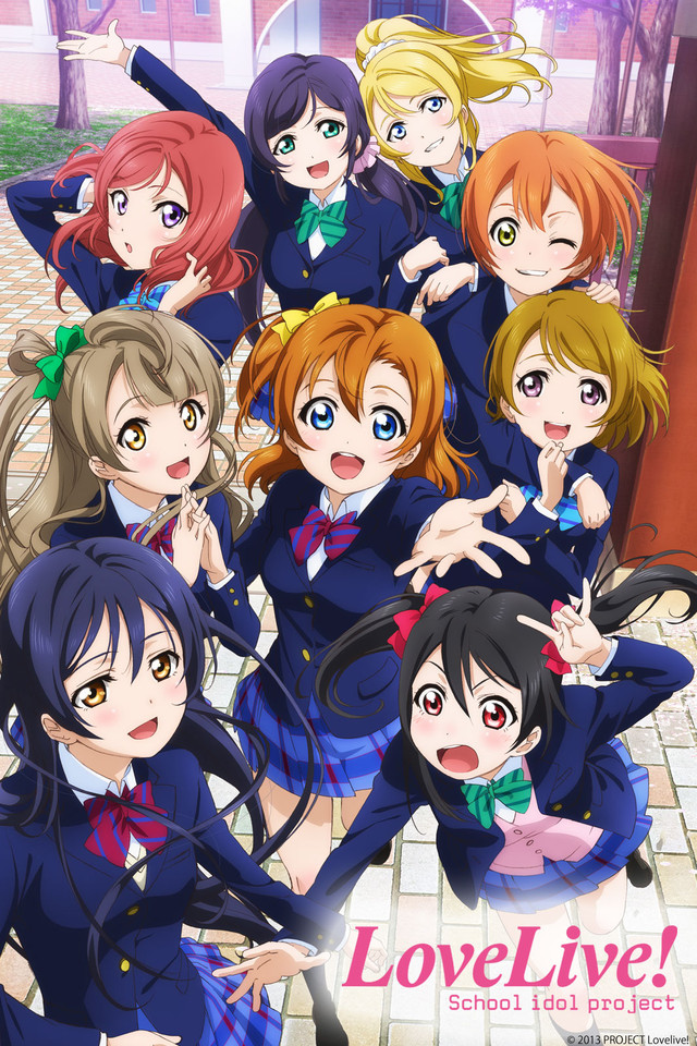 crunchyroll - Love Live! School Idol Project Full episodes ...