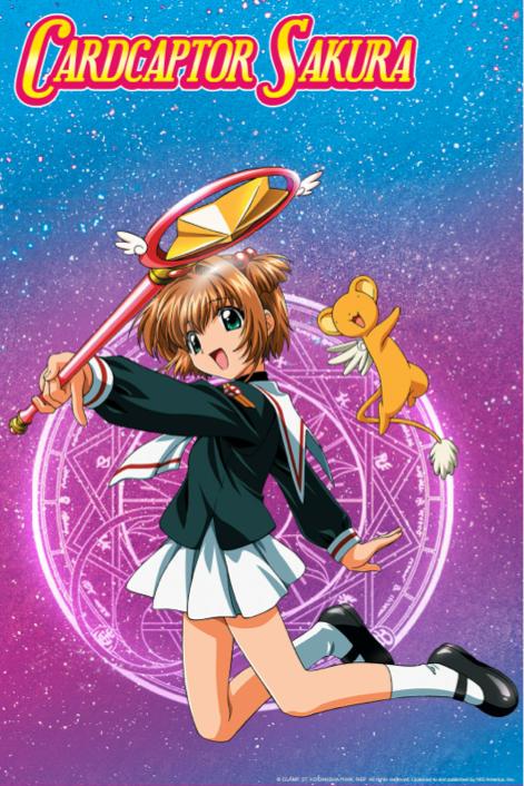 Crunchyroll Crunchyroll To Stream Quot Card Captor Sakura Quot Anime