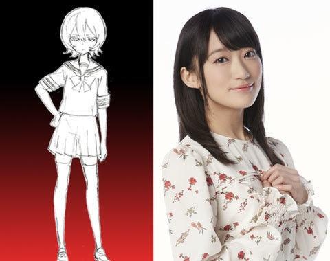 Tsuyuno Yatsumura/Himika Akaneya