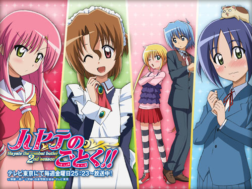 ec399774171534d7a2287531bdb4f8911303635061 full Hayate no Gotoku!! Season 2 [ Subtitle Indonesia ]