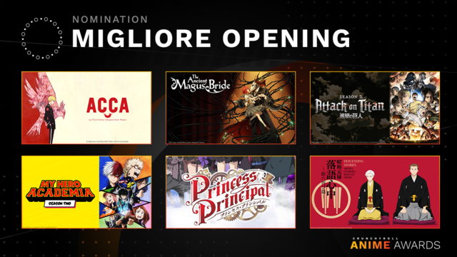 Migliore Opening