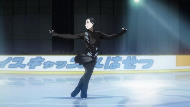 yuri skating