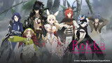 Rokka -Braves of the Six Flowers-