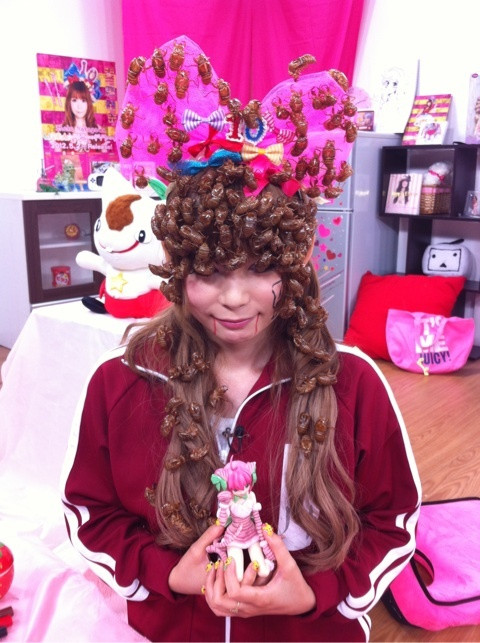 Crunchyroll Shokotan Revives Cicada Skin Fashion