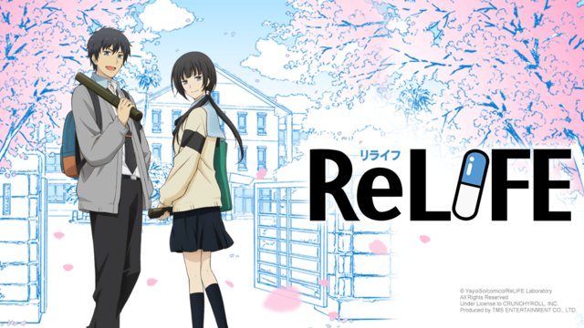 ReLIFE BD Batch Subtitle Indonesia