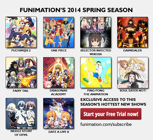 "FUNimation Announces ""Date A Live II"" Simulcast"