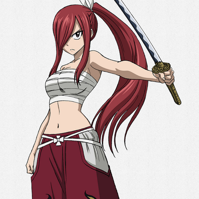 Anime Characters Everyone Knows : Crunchyroll latest character art preview for new quot fairy