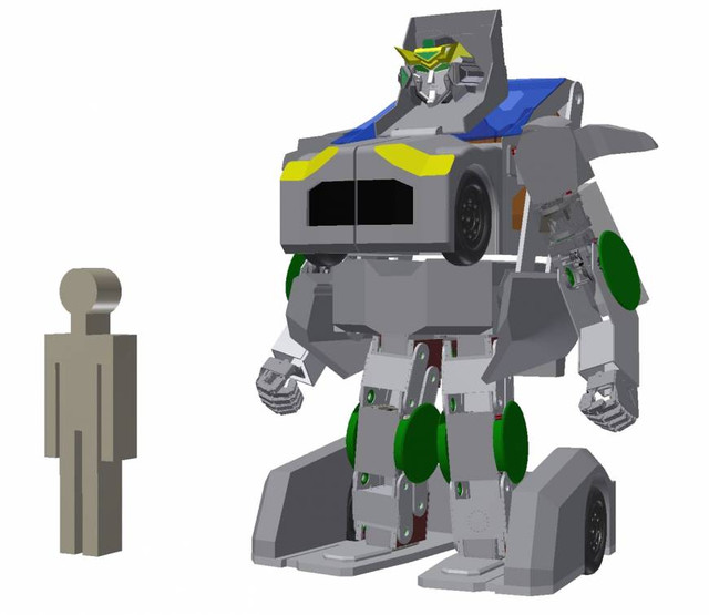 Crunchyroll - Robots in Disguise? Japanese Companies
