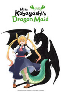 Miss Kobayashi's Dragon Maid is a featured show.