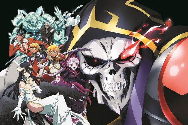 crunchyroll overlord light novels log off until 2019