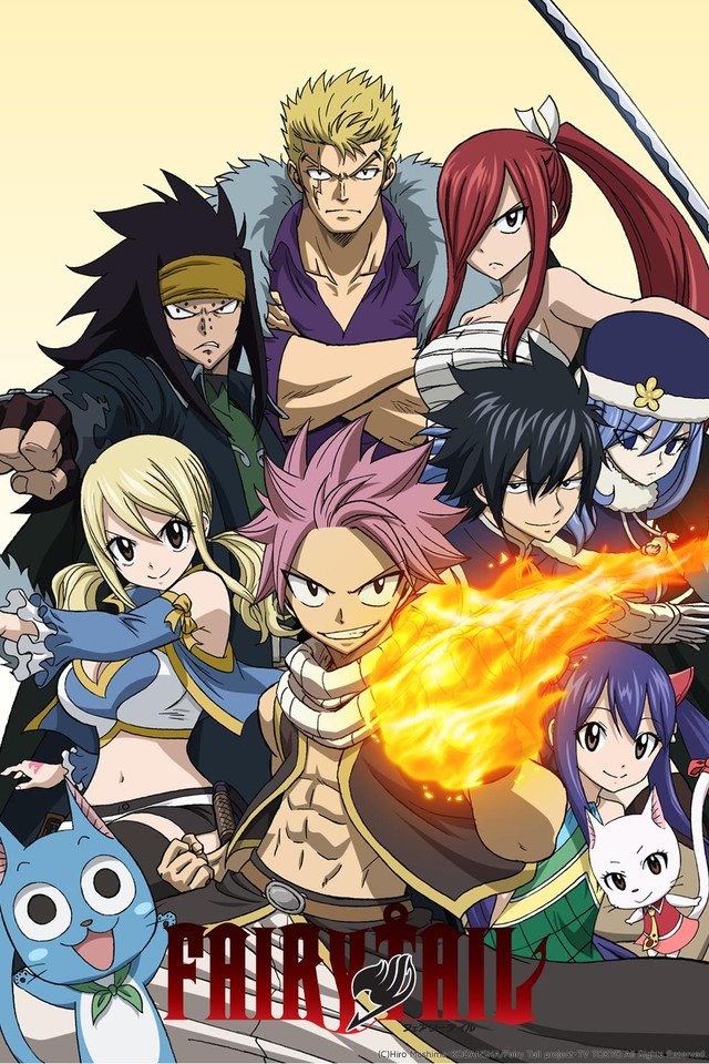 FAIRY TAIL DOWNLOAD