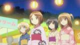 Moritasan wa Mukuchi Episode 8