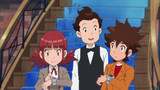 Digimon Xros Wars - The Young Hunters Who Leapt Through Time Episode 63