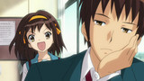 The Melancholy of Haruhi Suzumiya Episode 4