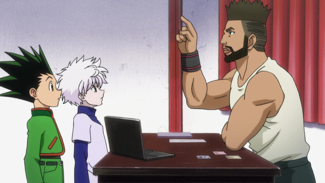 hunter x hunter 2011 ep 62 vostfr sur genzai streaming passionjapan. Black Bedroom Furniture Sets. Home Design Ideas