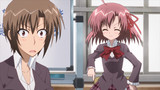 Student Council's Discretion Level 2 Episode 4