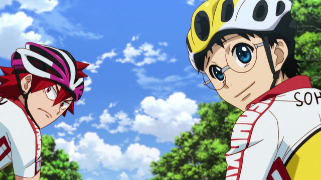 Yowamushi Pedal New Generation ep 12 vostfr