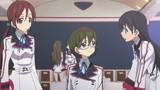 Infinite Stratos 2 Episode 8