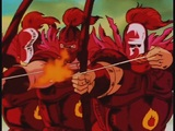 The Burning Crimson Brigade! Shuren Is Drenched In Tears of Flame!! image