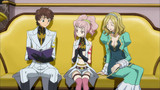 Code Geass: Lelouch of the Rebellion R2 Episode 35