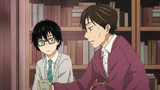 March comes in like a lion Episode 18