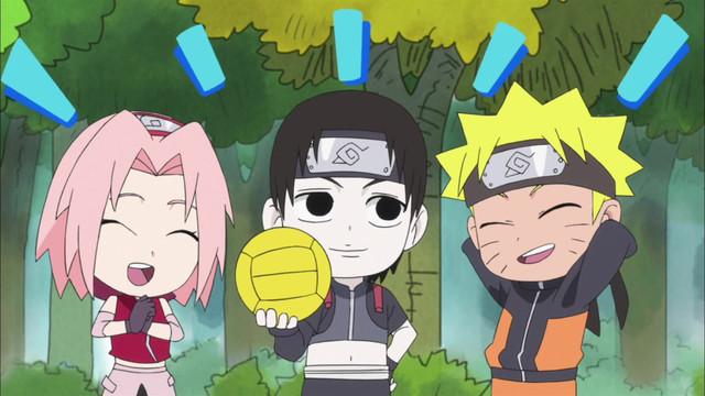 Rock Lee And His Ninja Pals Gaara