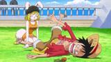 One Piece: Dressrosa cont. (700-current) Episode 778