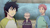 Blue Exorcist Episode 5