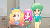 The Glass Mask Year 3 Class D Episode 9