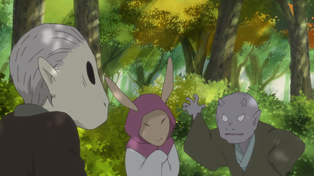 Natsume yuujinchou season 1 episode 7 - Theatre of tragedy