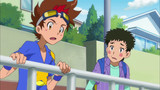 Digimon Xros Wars - The Young Hunters Who Leapt Through Time Episode 69