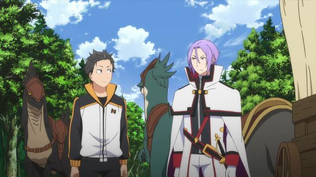 Rezero Starting Life In Another World  Ep 23 HD 720p