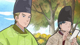 Yasuhide and Narihira \ Funya no Yasuhide image
