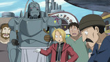 Fullmetal Alchemist: Brotherhood (Dub) Episode 3
